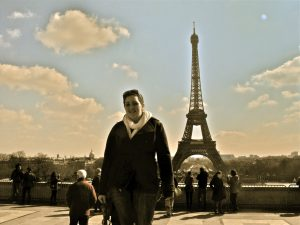 Bethany in Paris 2010